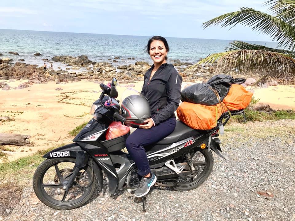 Aisha Motorbike Malaysia