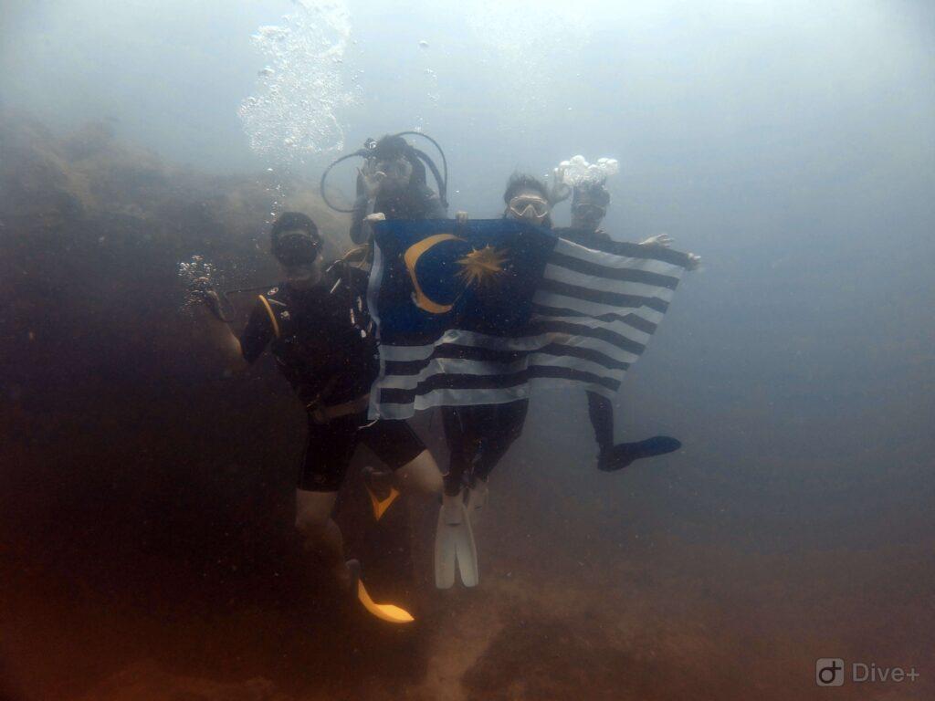 Tioman Diving, Malaysia