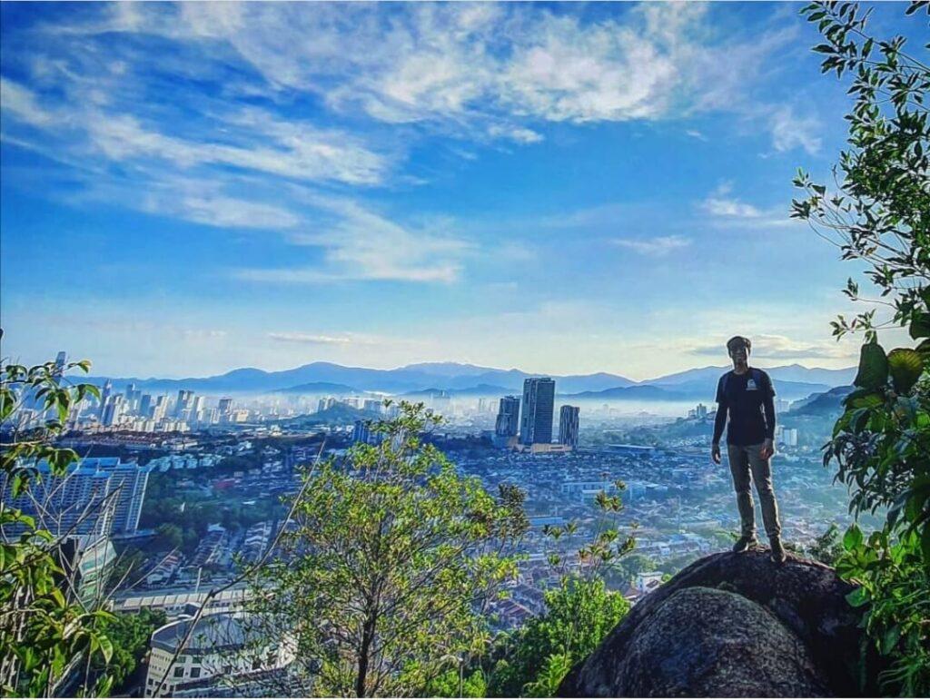 hikes in KL Bukit besi