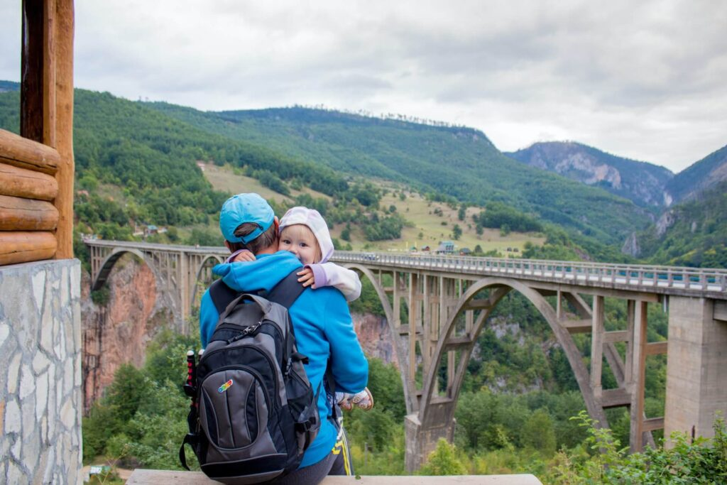 Best backpack for parents with toddlers