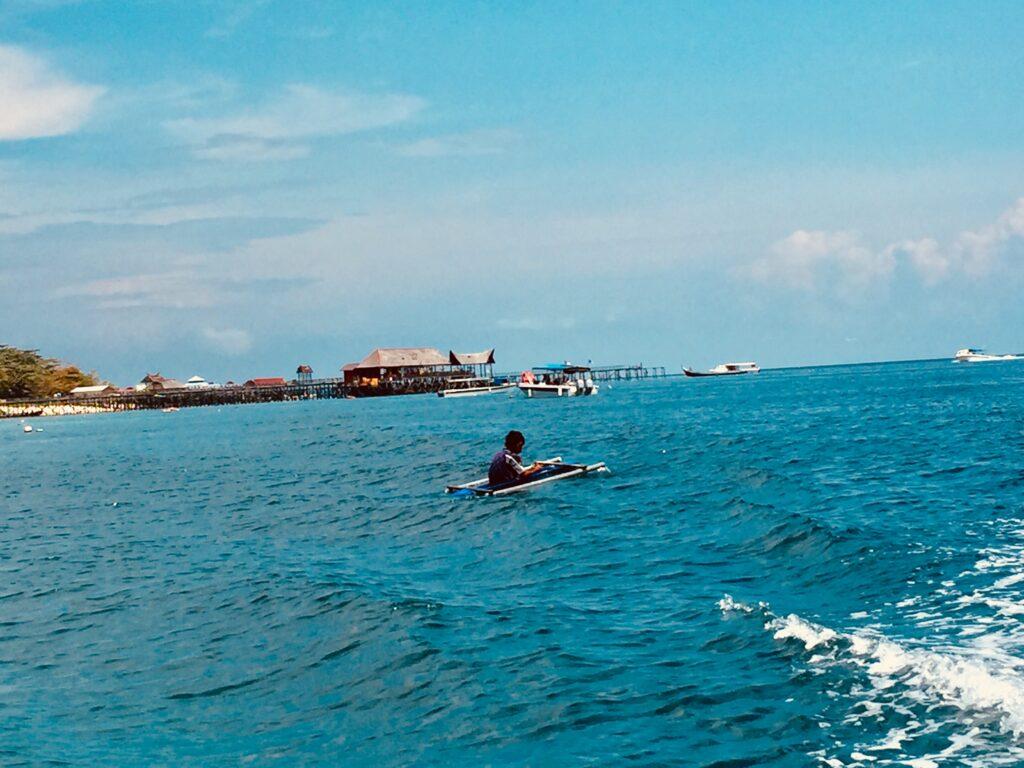 Best diving in Borneo