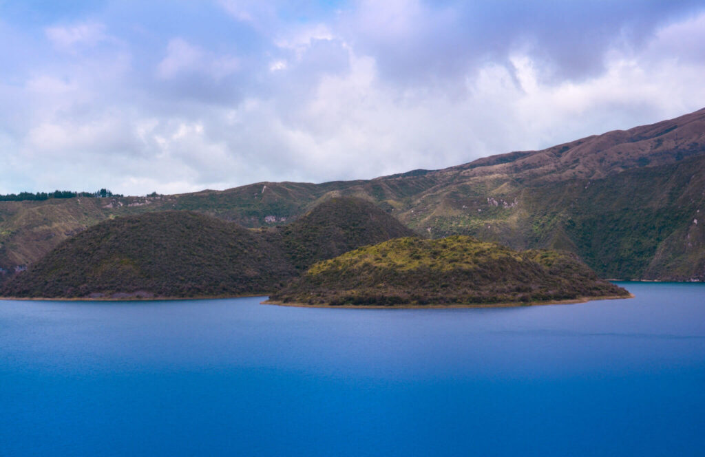Best hikes in south America, Cuicocha, Ecuador