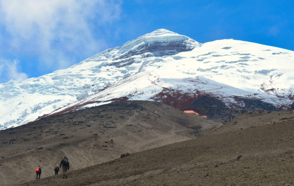 Best hikes in south America,Cotopaxi Volcano, Ecuador