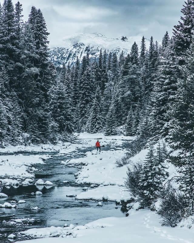 Best winter hikes in Banff