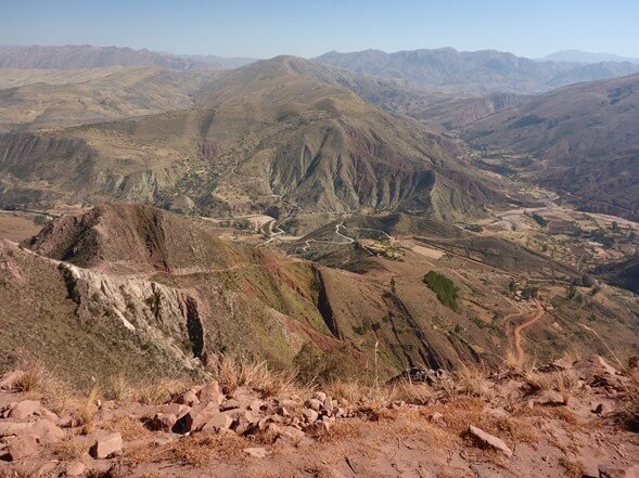 Hikes in south america, Chataquila,Bolivia