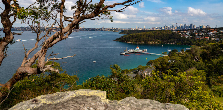 Hiking places in Sydney
