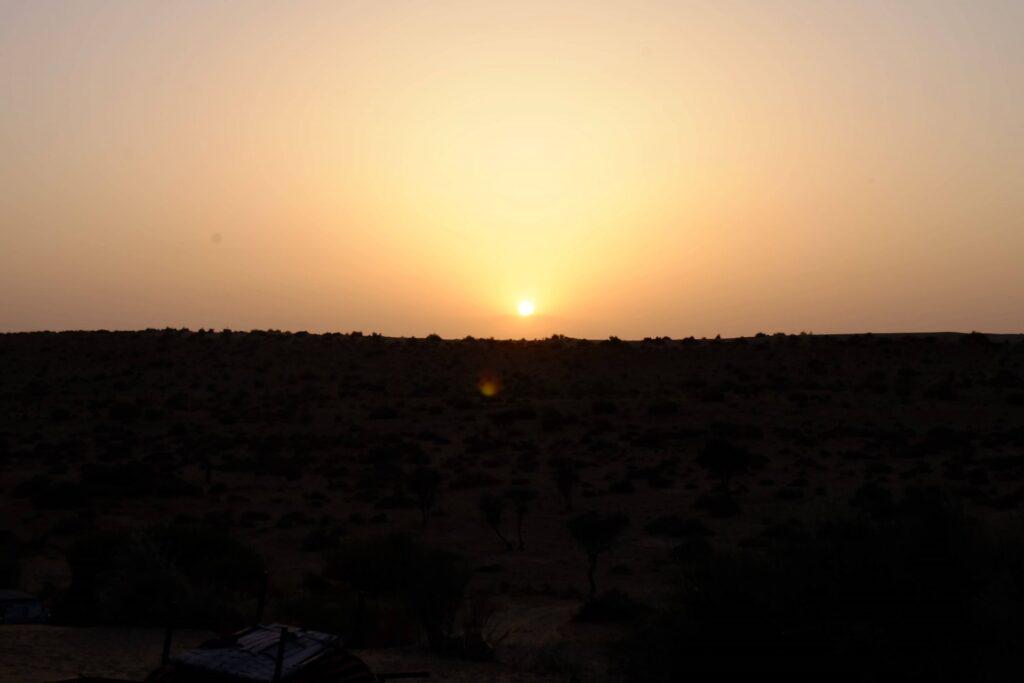 Jaisalmer desert safari camp package
