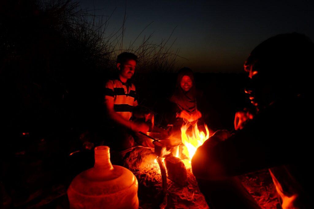 Jaisalmer night safari