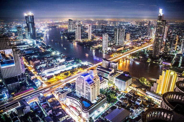 Solo Travel bangkok, Thailand