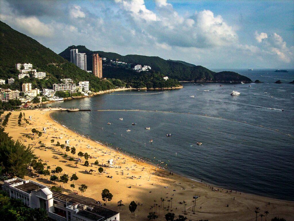 Solo female travel Hong Kong