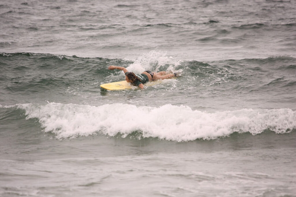 Surfing in South America, Brazil
