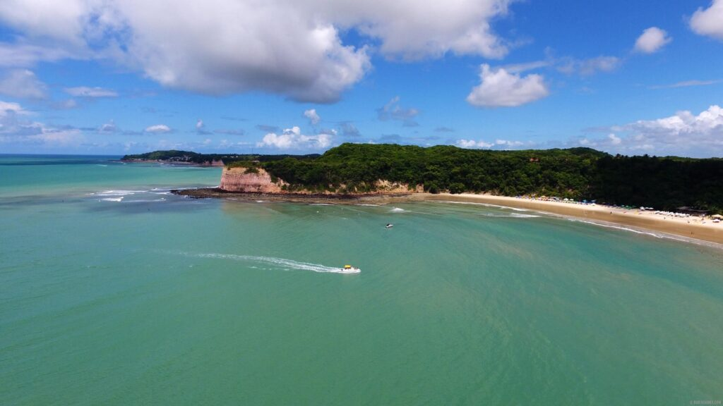 Surfing in South America, Pipa, Brazil