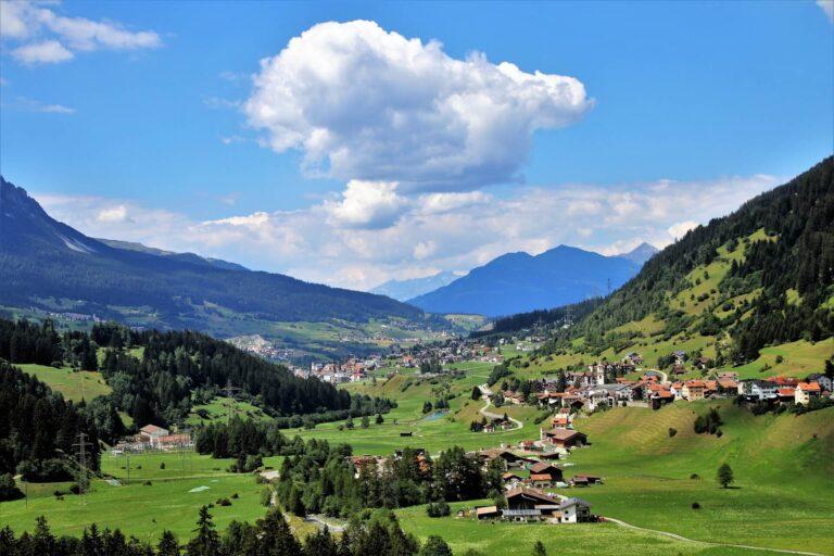 Swiss walking holidays