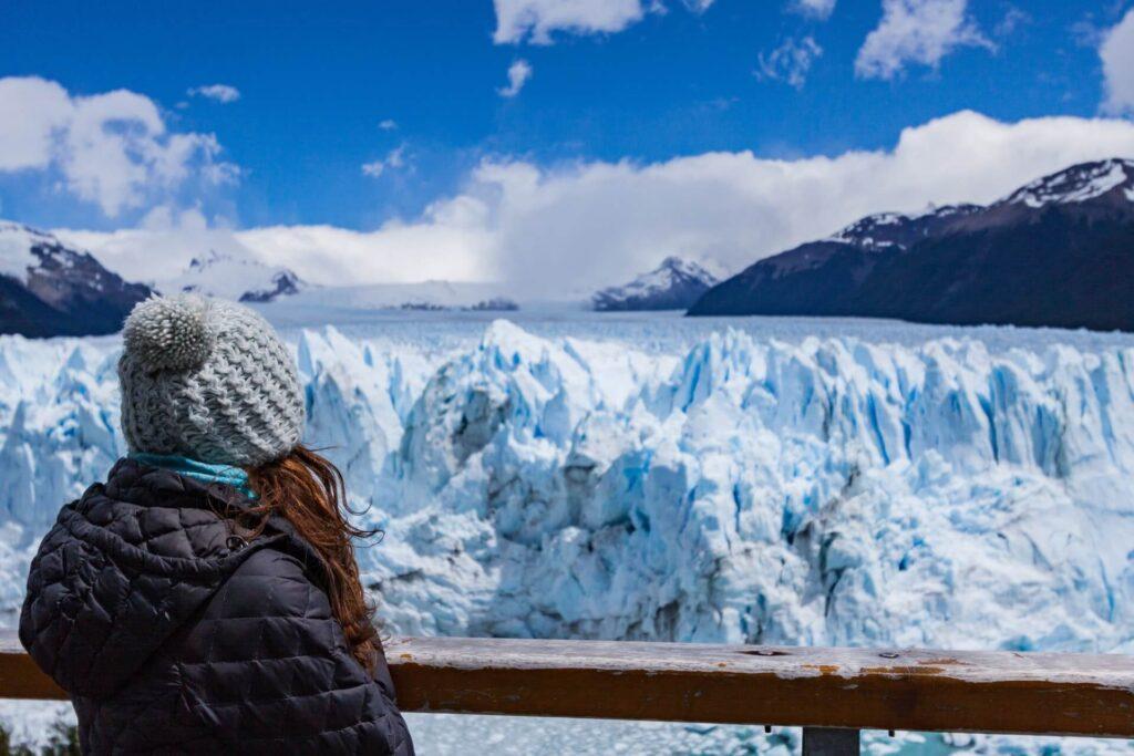 The great Patagonian trail, Moreno Glacier, Argentina