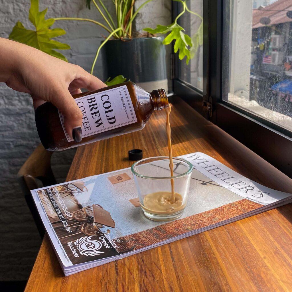 Top cafe in Penang