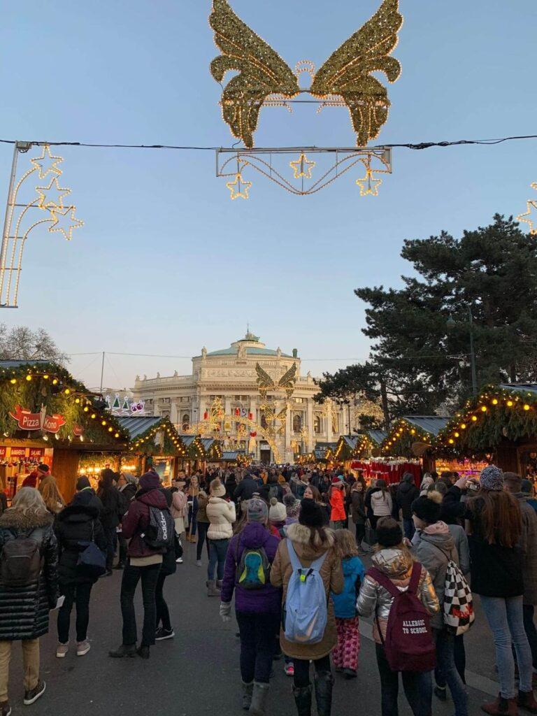 Vienna December events