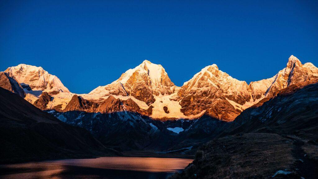 Best treks in south America, Huayhuash Cordillera, Peru