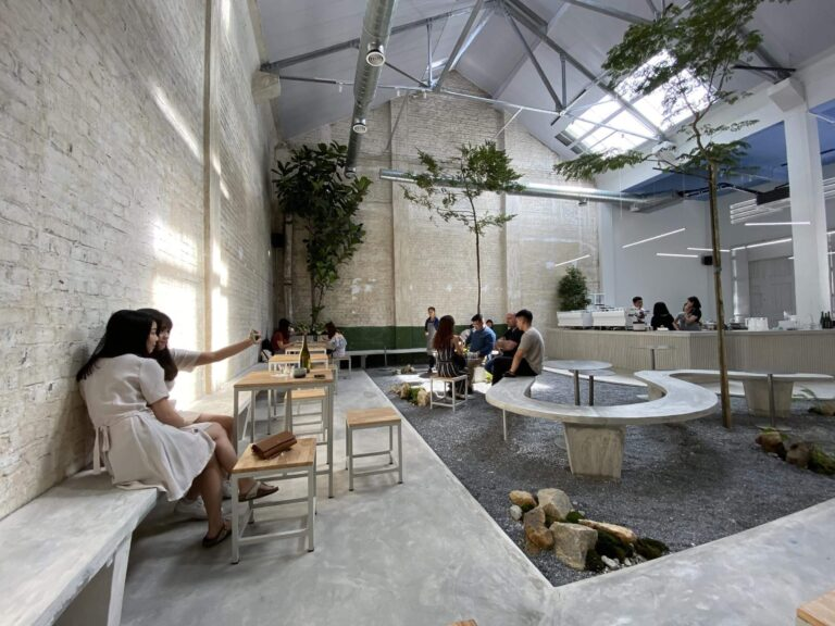 New cafe in Penang
