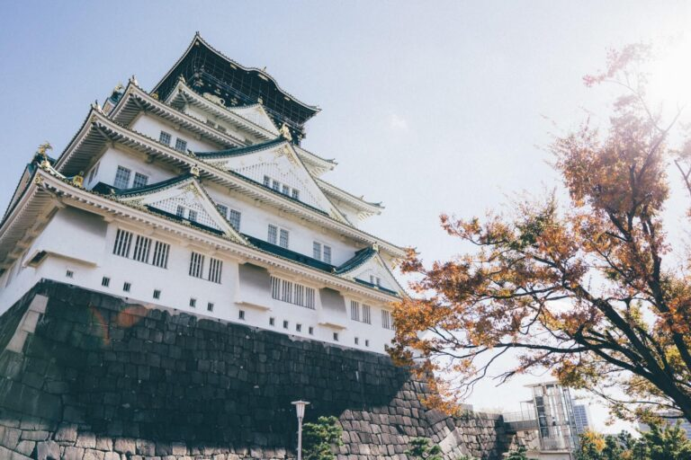 places of interest in Osaka