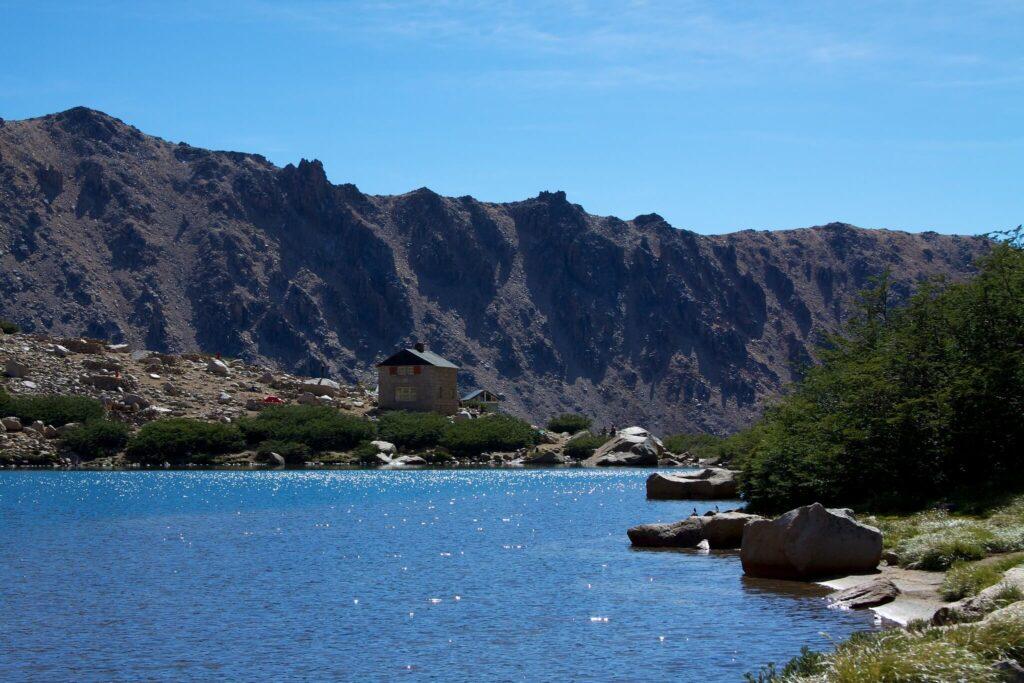 South America best hikes, Refugio Frey, Argentina