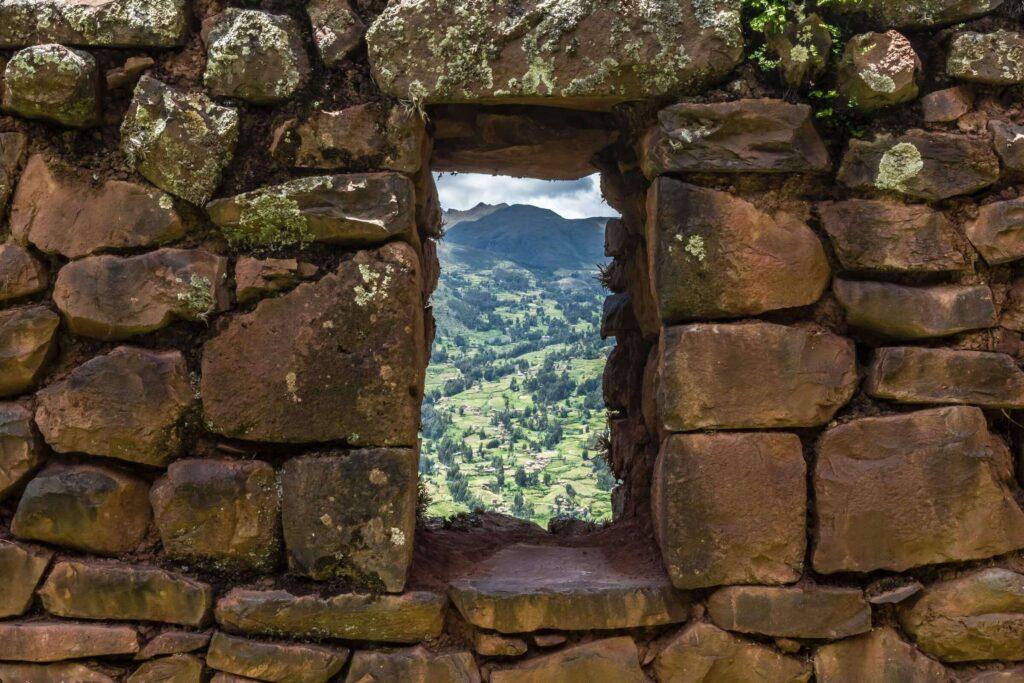 South America best hikes, Pisac Ruins, Peru