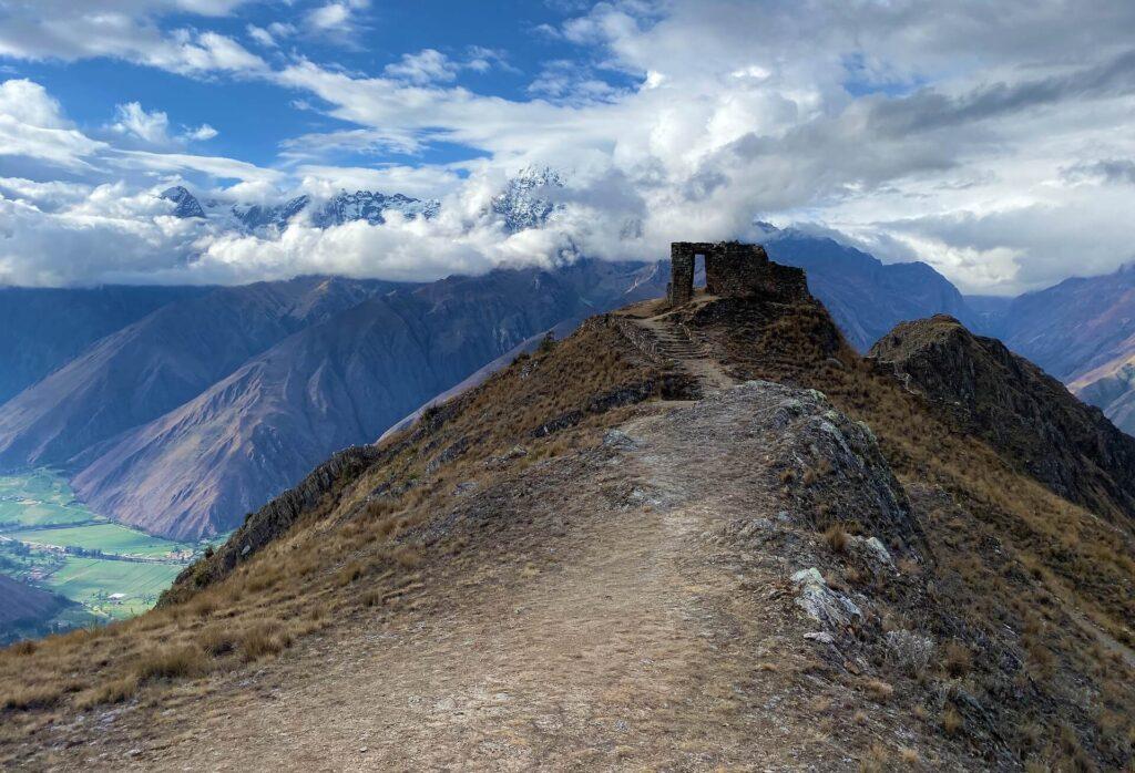 south america best hikes, Sun Gate, Peru
