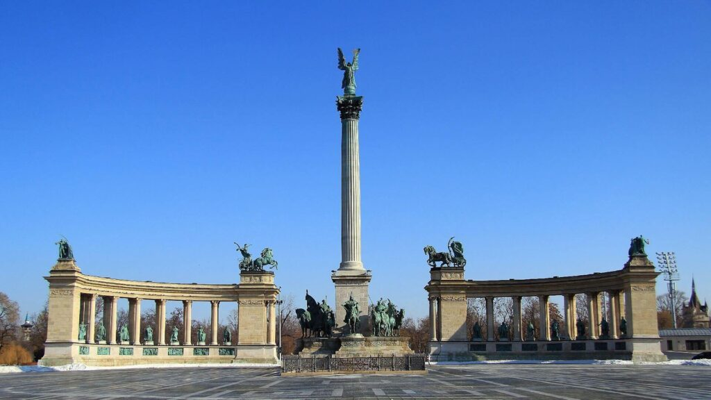 Budapest two-day itinerary