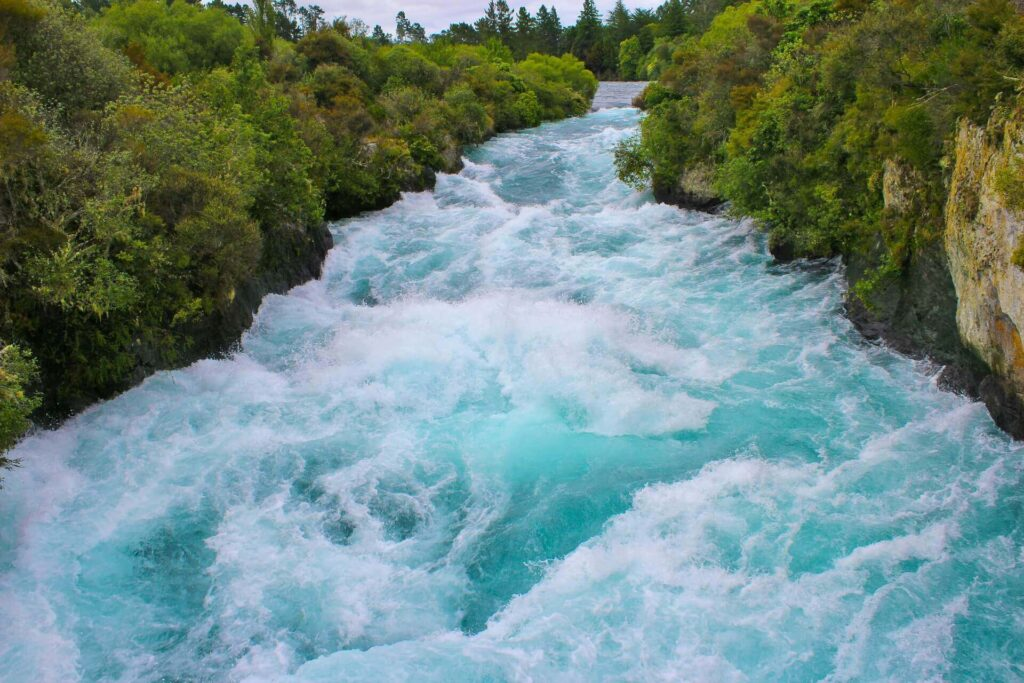 NEW ZEALAND ITINERARY 4 WEEKS