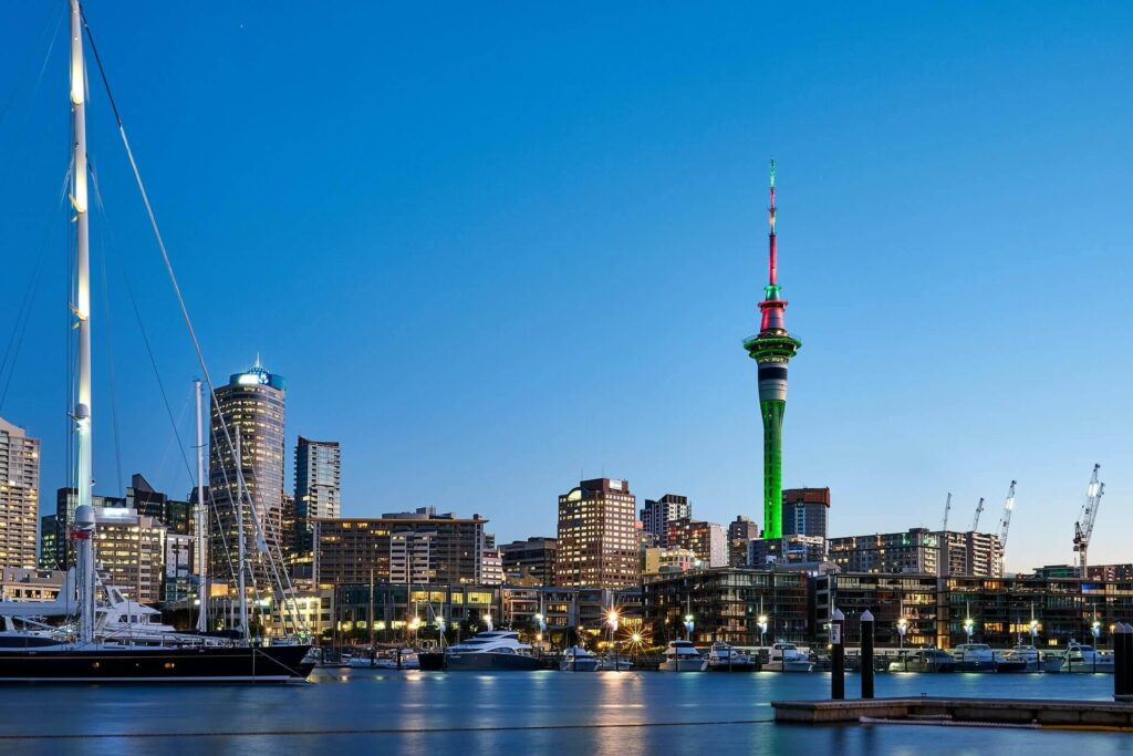 a month in New Zealand