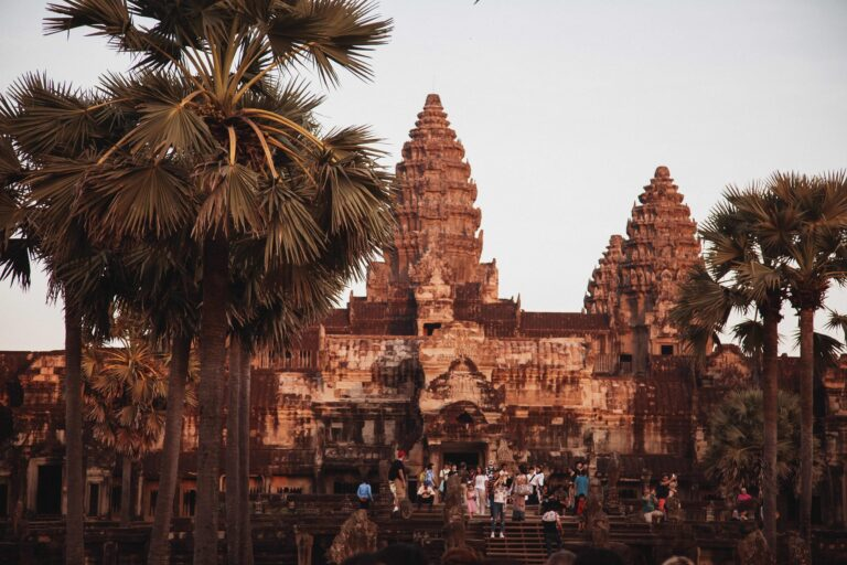 cambodia itinerary 7 days