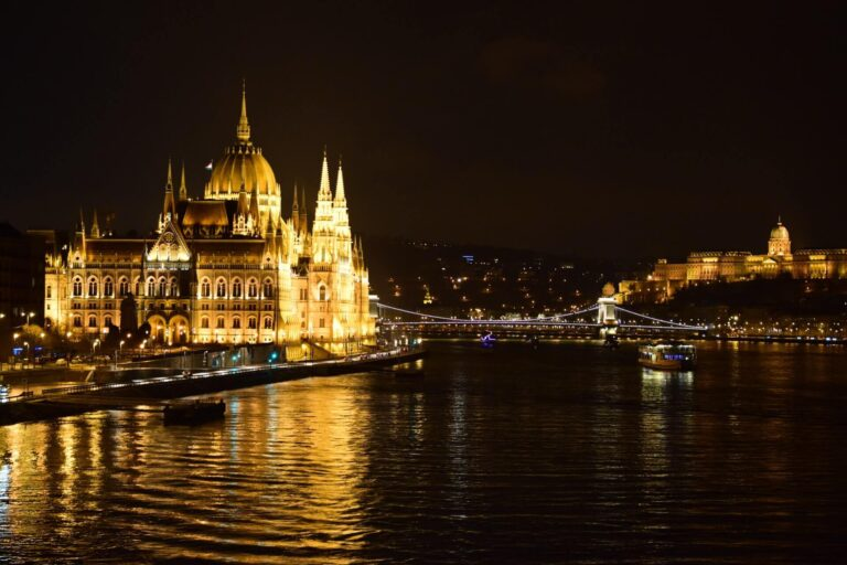 places to see in Budapest in 2 days