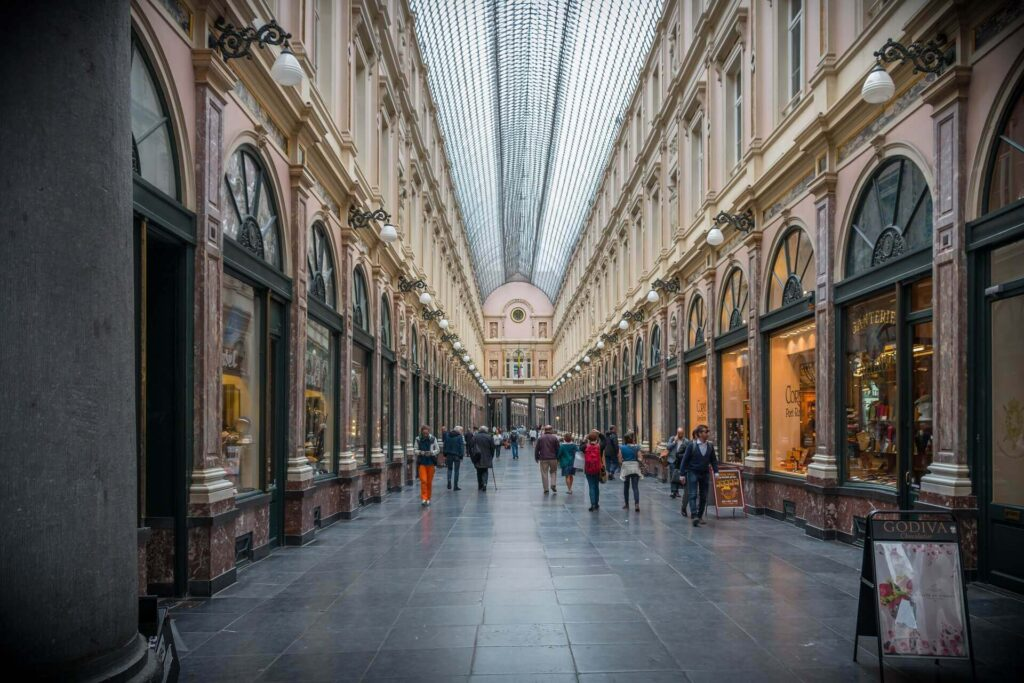 1 day itinerary in Brussels