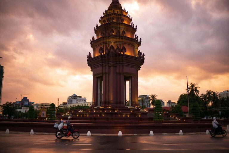 cambodia itinerary 4 days