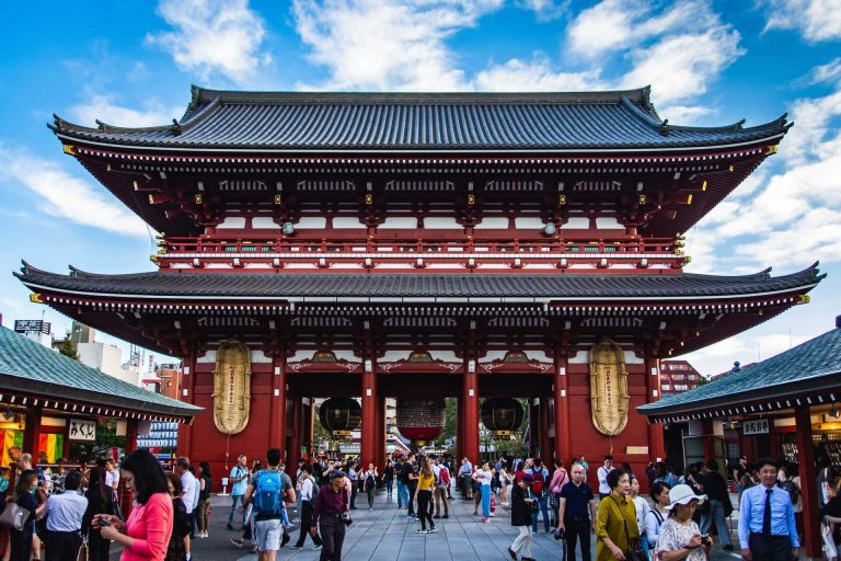 4 days itinerary in Tokyo