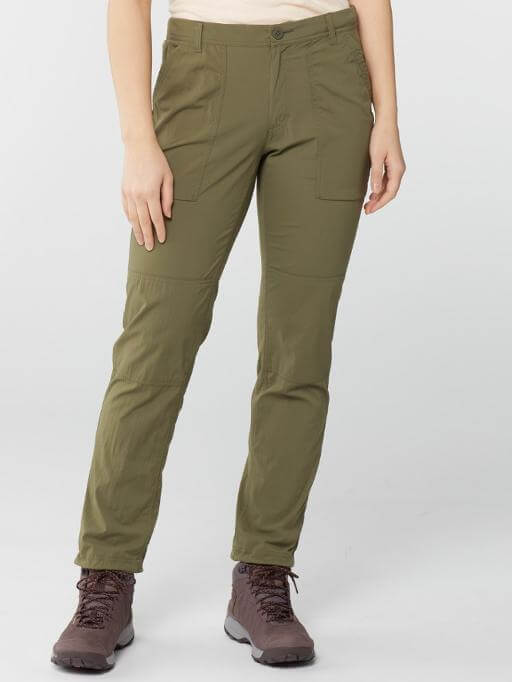 best hiking pants for curvy figures
