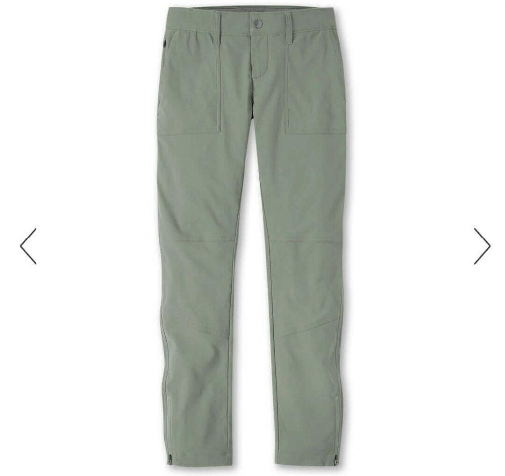 best plus-size hiking pants
