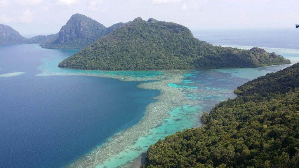 best island in sabah