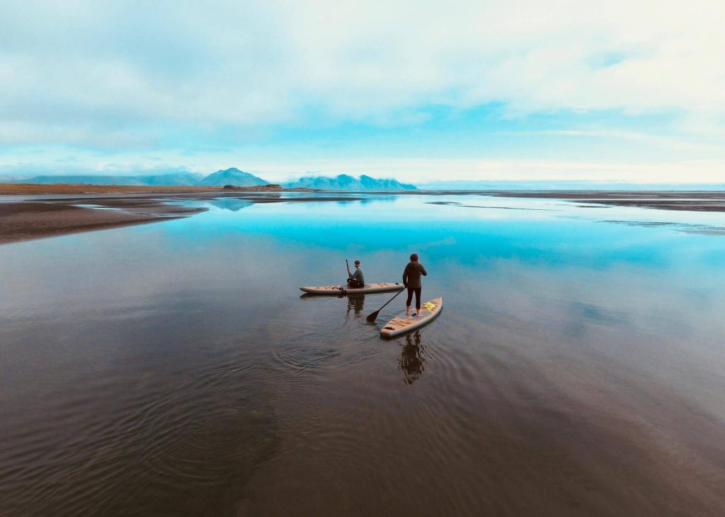 What to Wear Paddle Boarding in Winter